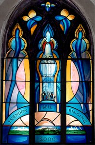 Millennium Window for Essendon Church