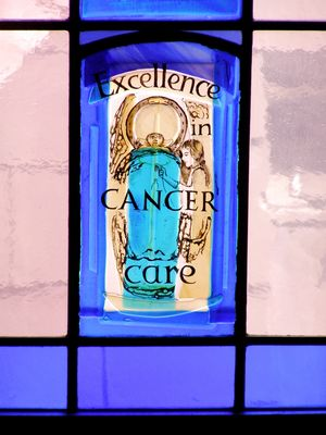 Royal Marsden windows - Excellence in cancer care