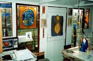 Inside Tessa's Studio